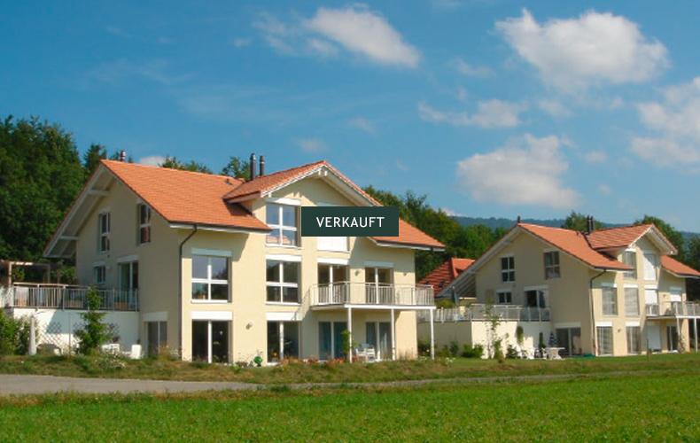 Mehrfamilienhäuser, Prêles<br>Verkauft